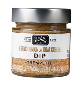 Wildly Delicious French Onion & Goat Cheese Dip