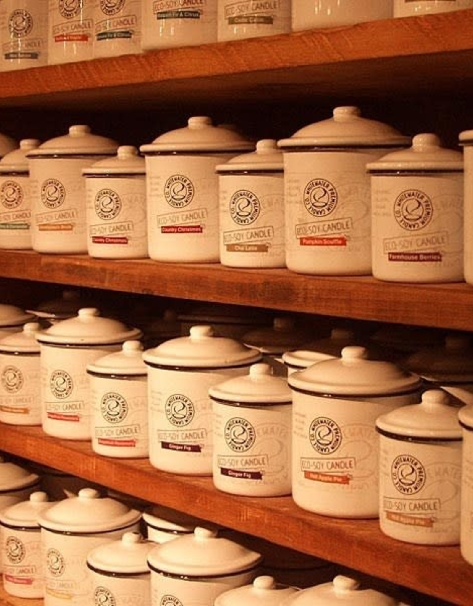 Whitewater Premium Candles Boathouse