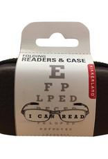 Folding Readers in Zipper CAse