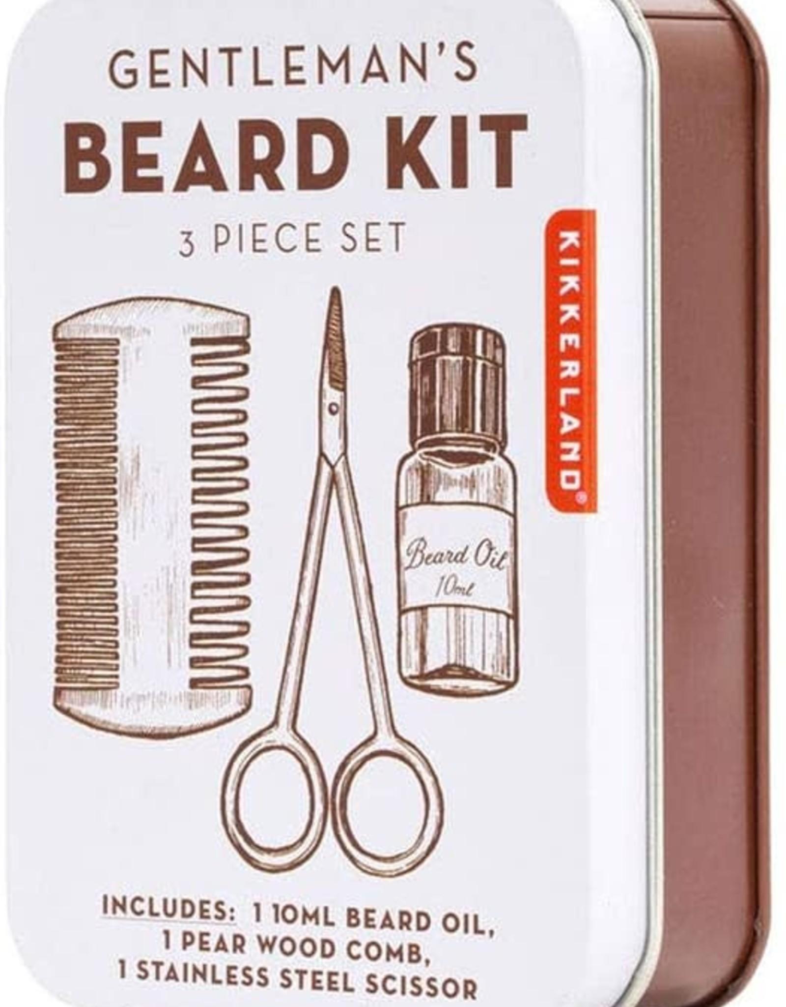 Gentleman's Beard Tin
