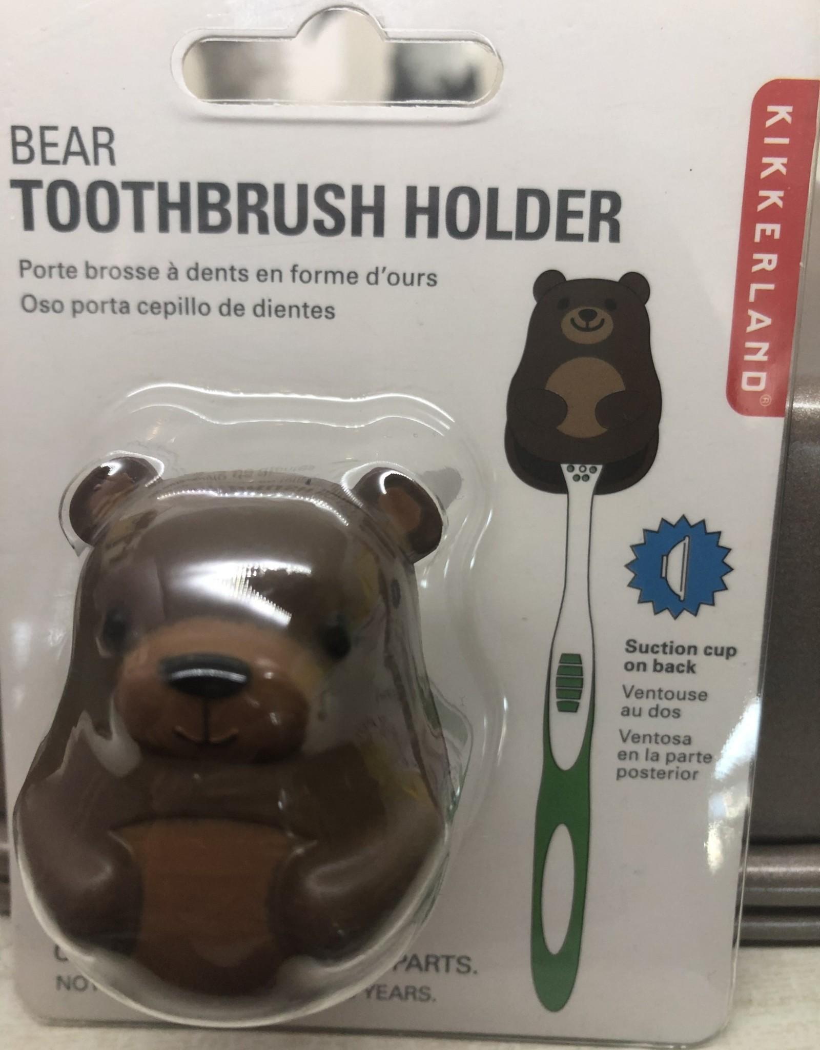 Tooothbrush Holder Bear