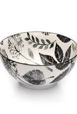 Kiku Leaves Bowl 20 cm