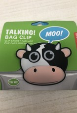 Cow Talking Talking Bag Clio