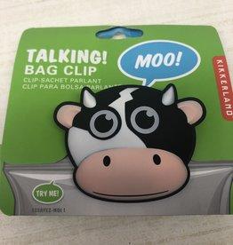 Cow Talking Talking Bag Clio