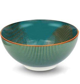 Jasper Teal Bowl 10 cm