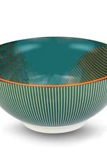 Jasper Teal Bowl 20 cm