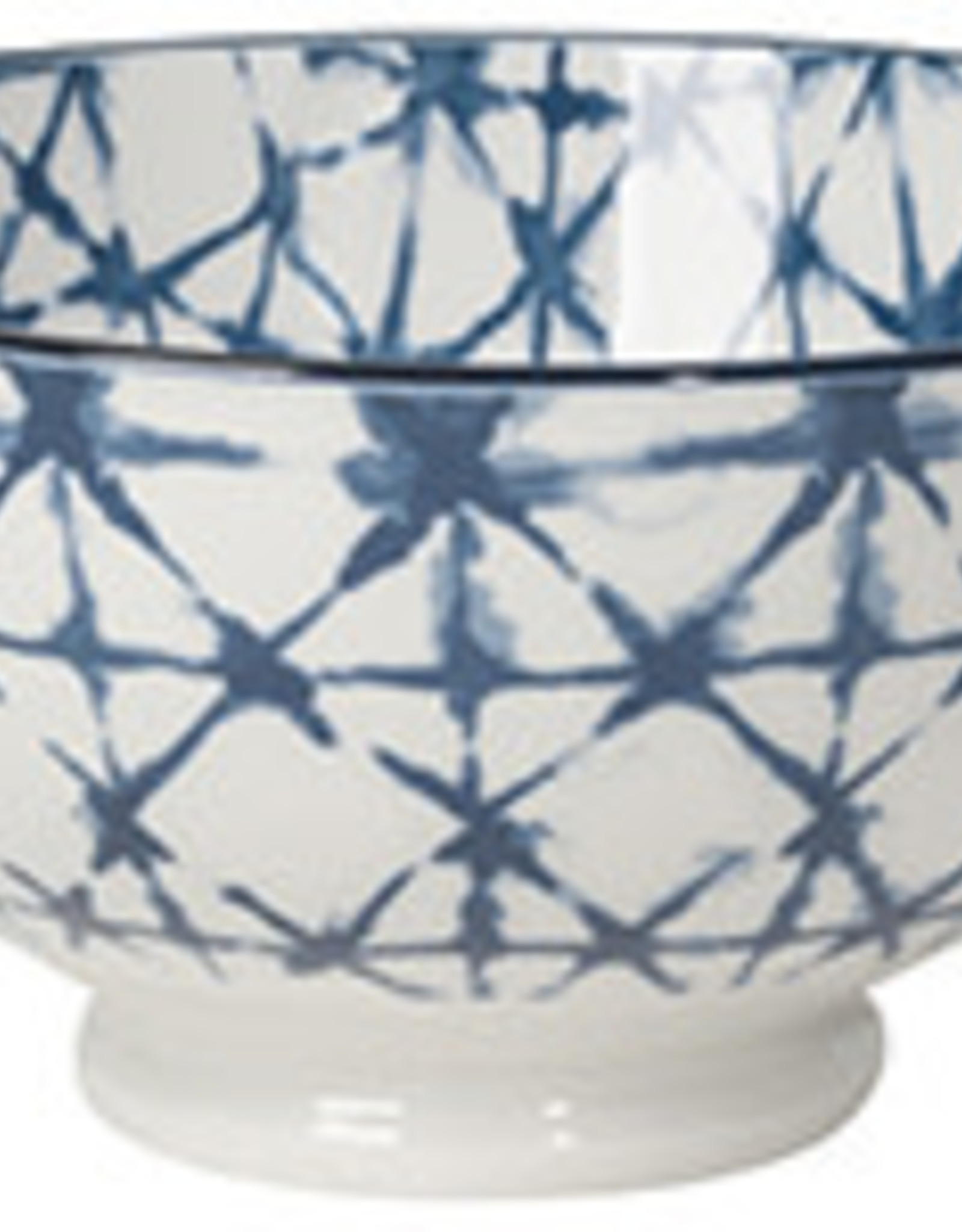 Stamped 6 Inch Cereal Bowl