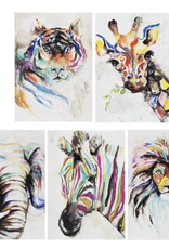 """Zoo Gallery - Animal Plaques 5"""" x 7"""""""