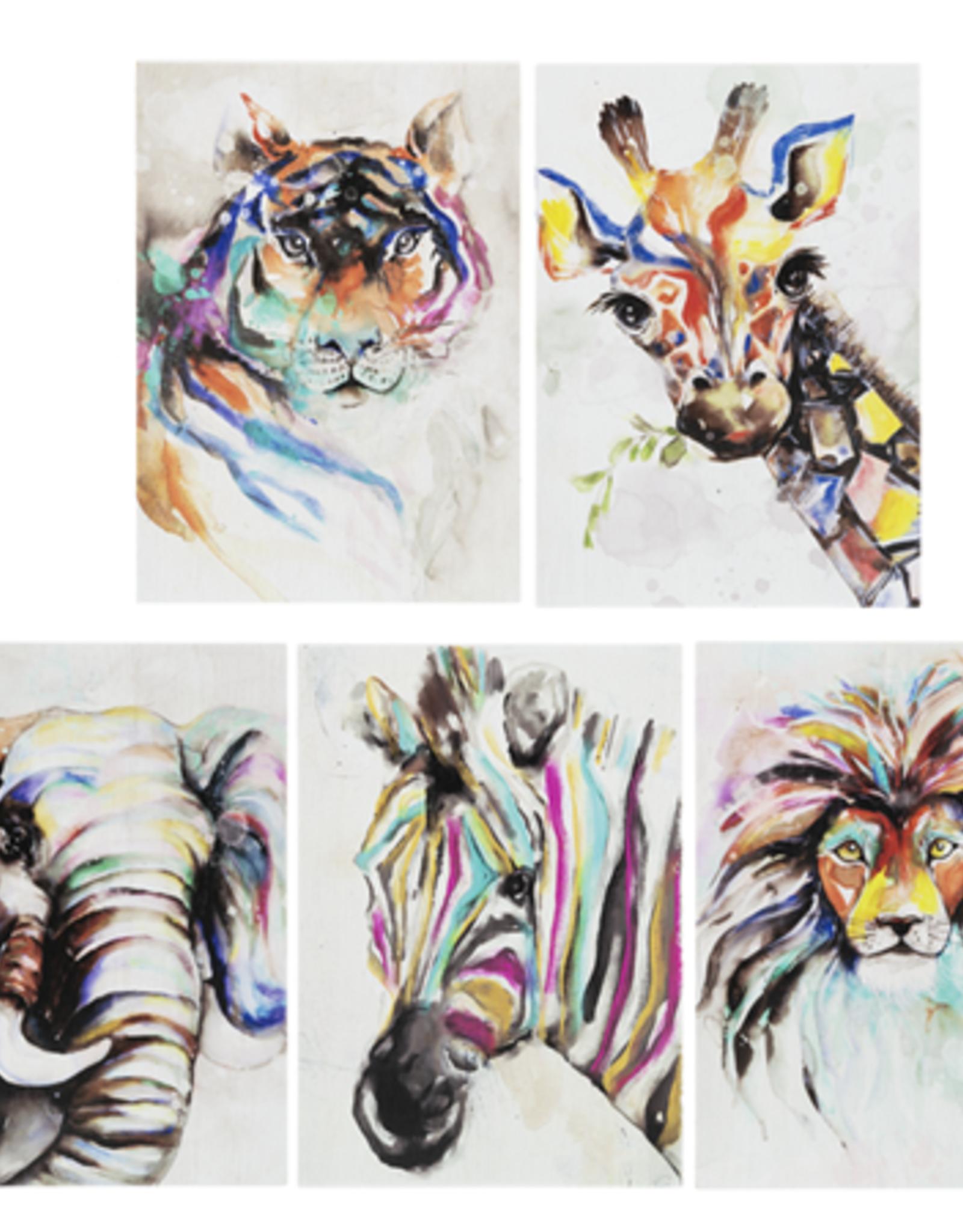 Zoo Gallery Coasters
