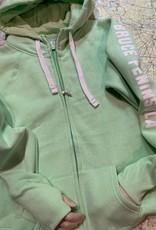 Ladies Bruce Peninsula Full Zip Hoody Sweatshirt