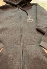 Unisex Life on The Edge Full Zip Hoody