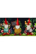 Gnomes in The Garden Switch Mat Insert