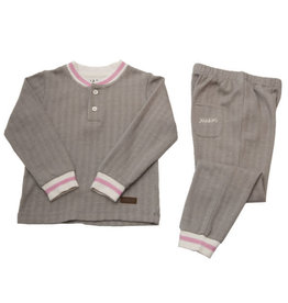 Juddlies Juddlies Cottage Collection 3T Pink
