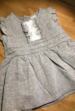 6 - 12 Month Grey Dress