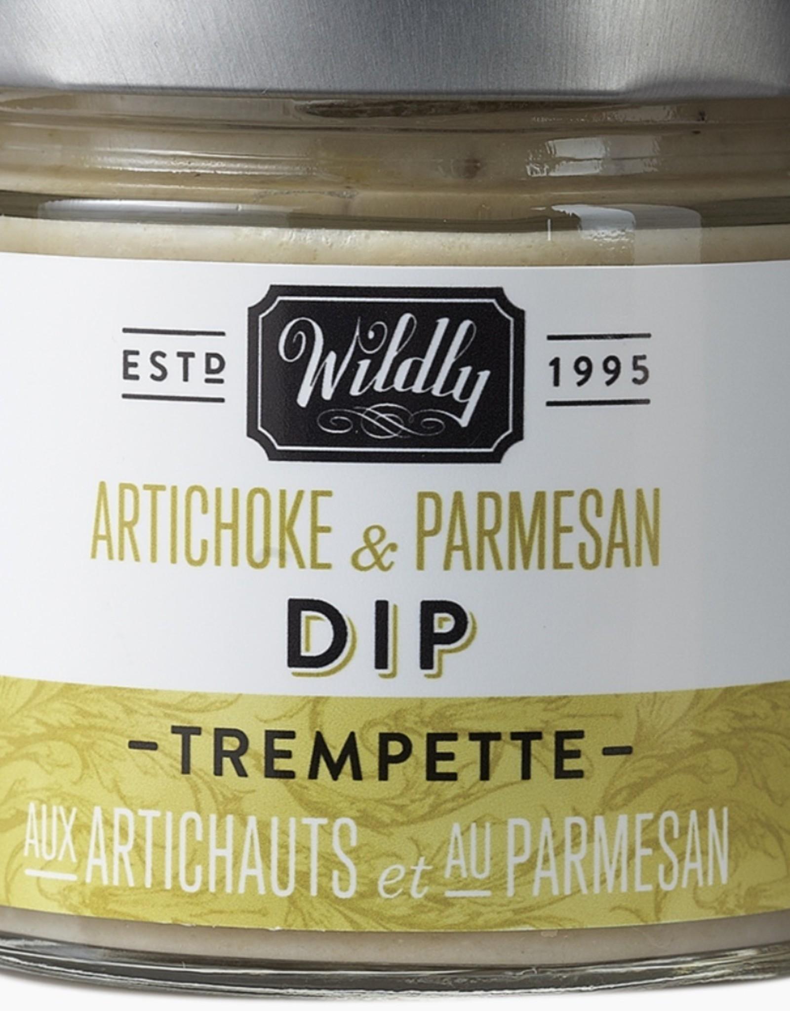 Wildly Delicious Artichoke & Parmesan Dip