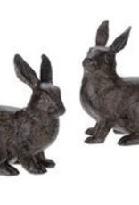 Dark Brown Stone Look Rabbit