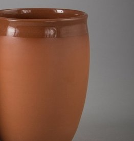 Terracotta Clay Wine Cup, 6 oz