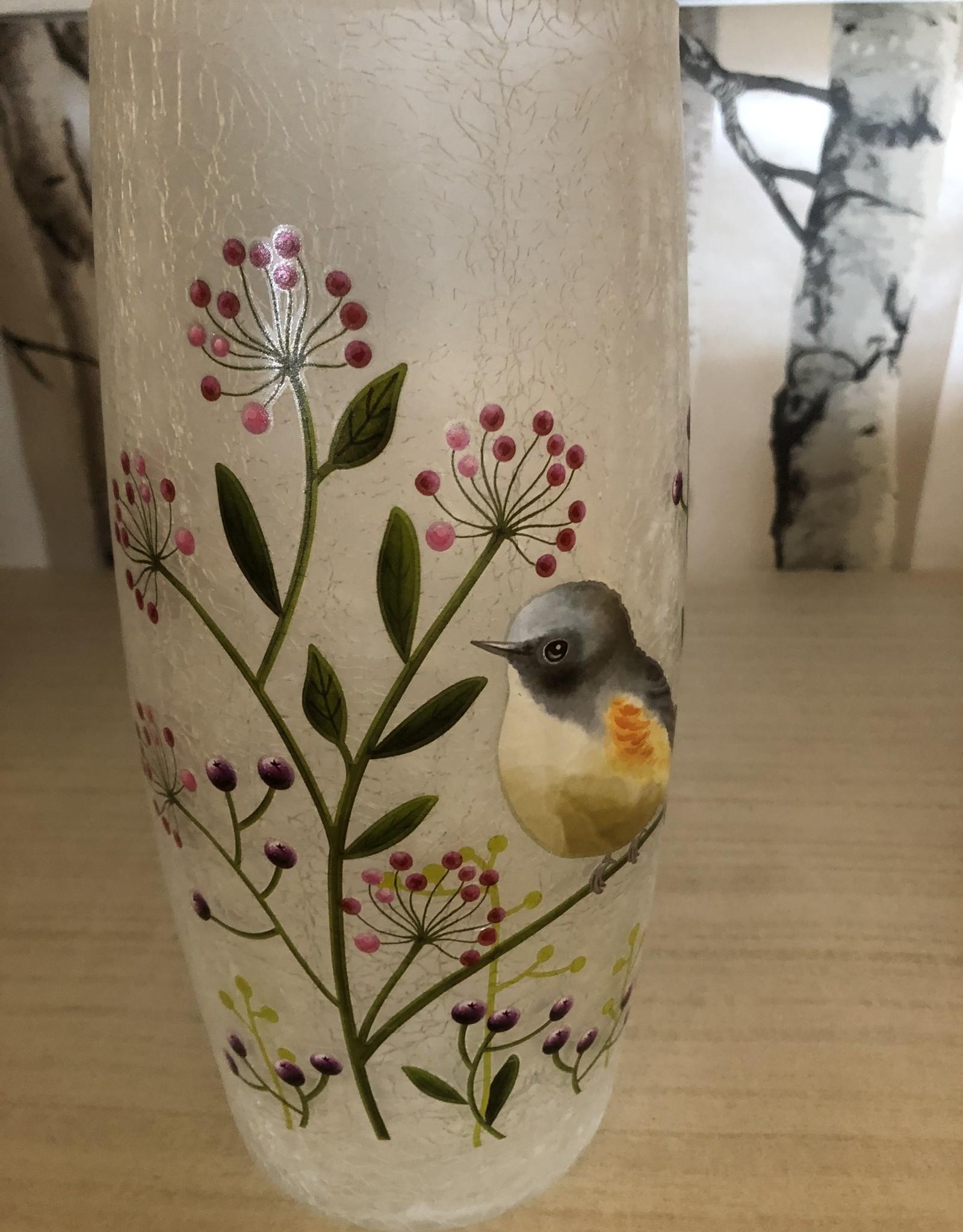 Candle Holder Birds