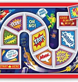 Fred Kids Dinner Tray, Super Power