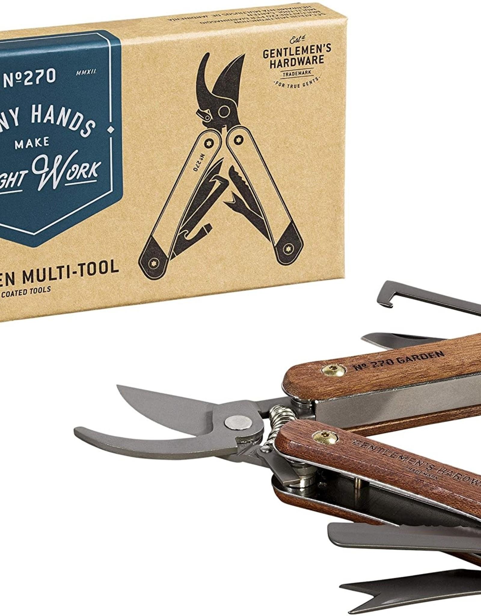 Gentlemen's Hardware Garden Multi Tool