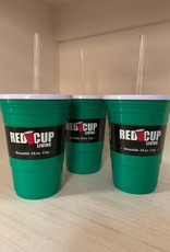 Green Reusable 24oz Cup