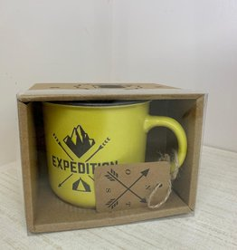 "Yellow "" Expedition"" Mug"