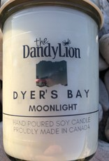 serendipity Dyers Bay 8 oz soy candle