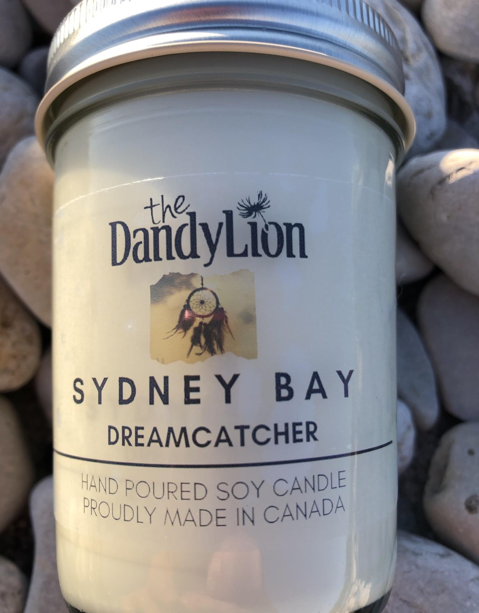 serendipity Sydney Bay 8 oz soy candle