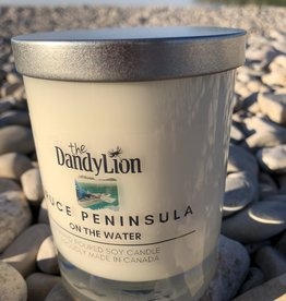 serendipity Bruce Peninsula 12 oz soy candle On The Water