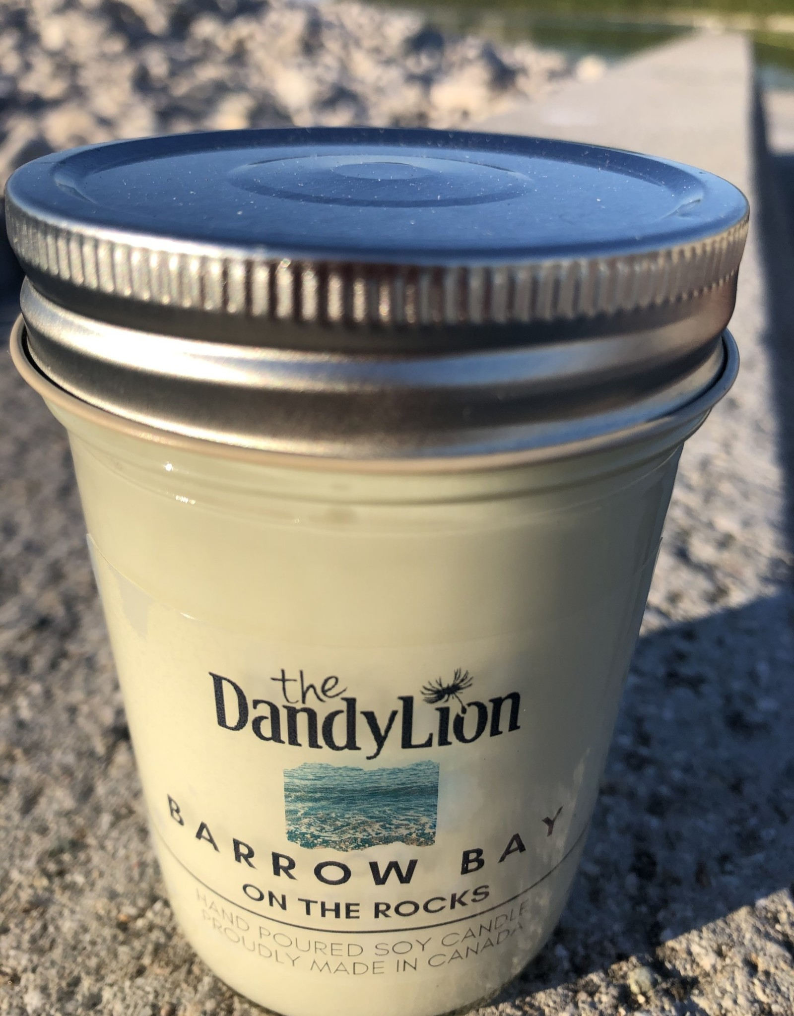 serendipity Barrow Bay 8 oz soy candle
