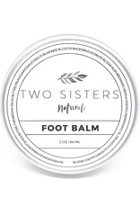 Two Sisters Naturals Foot Balm