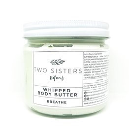 Two Sisters Naturals Whipped Body Butter