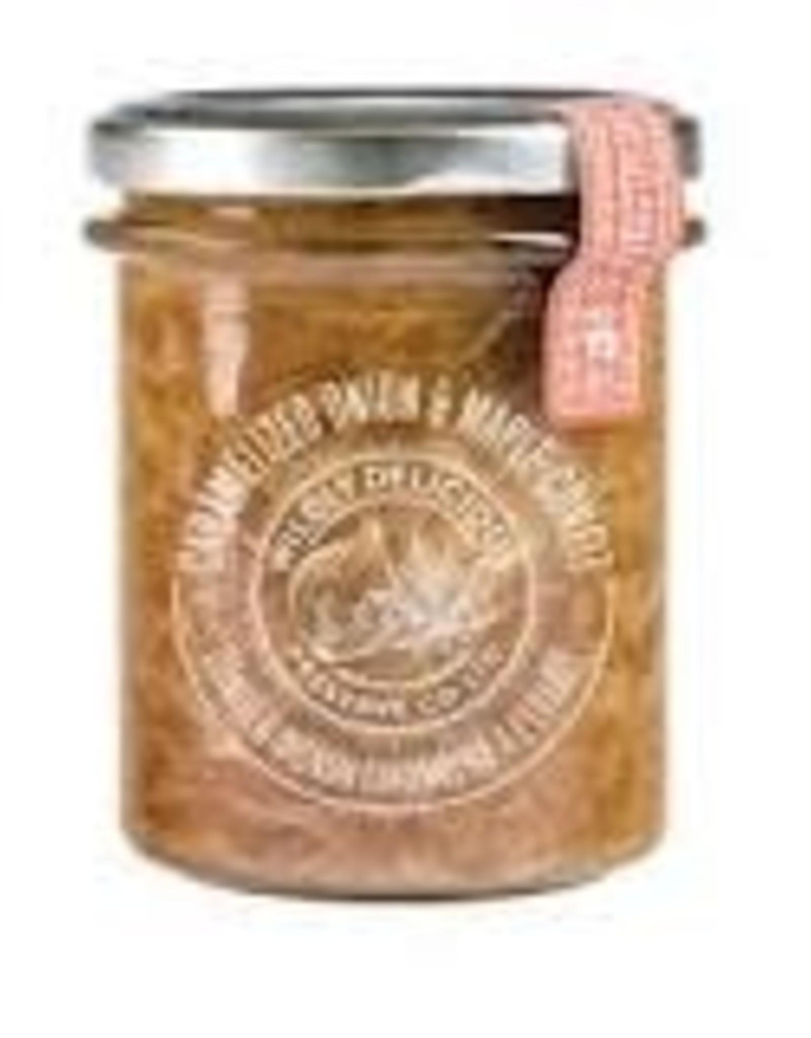 Wildly Delicious Carmelized Onion & Maple Confit