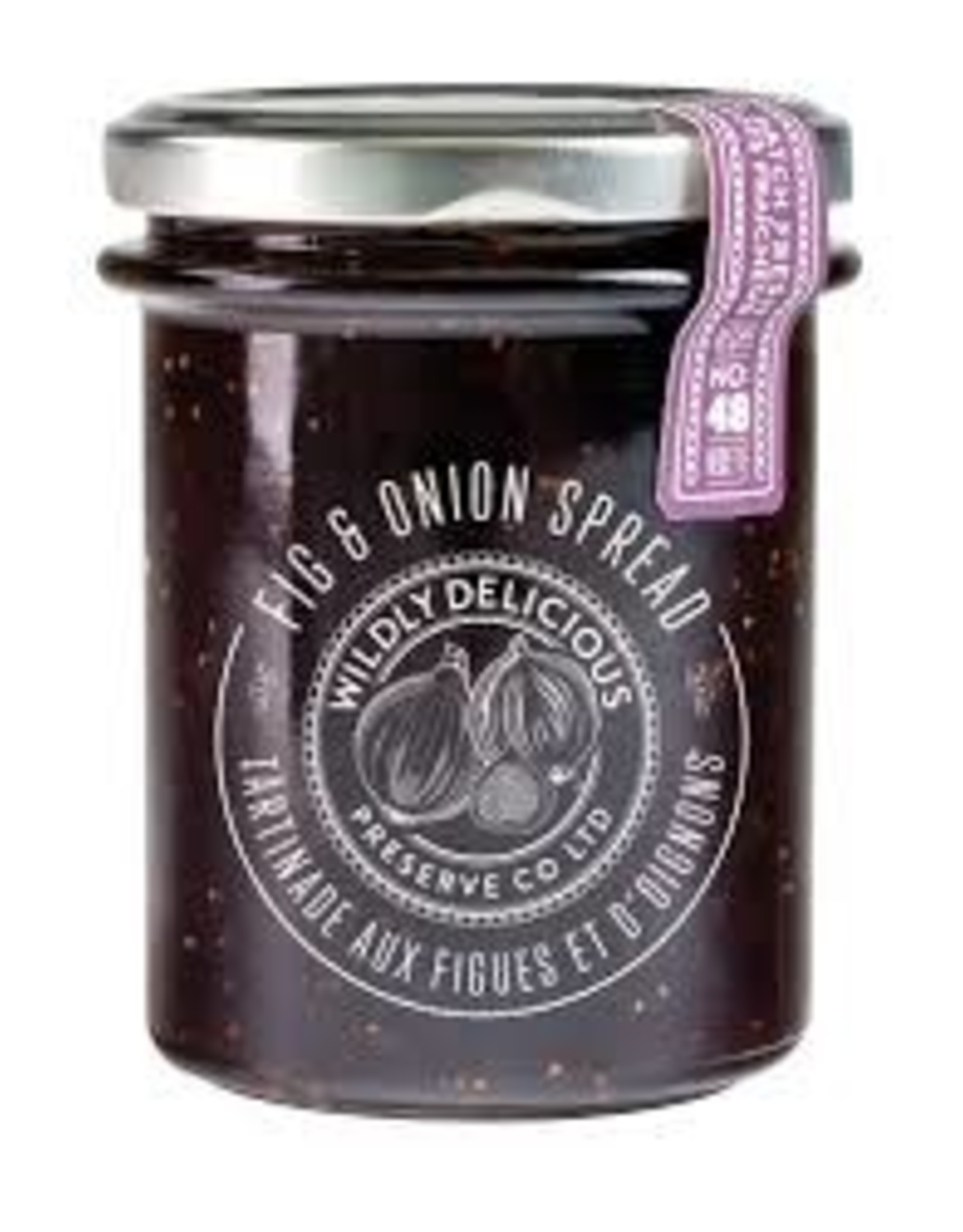 Wildly Delicious Fig and Onion Spread