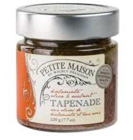 Wildly Delicious Black Olive & Walnut Tapenade
