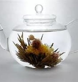 Asiatica Glass Teapot