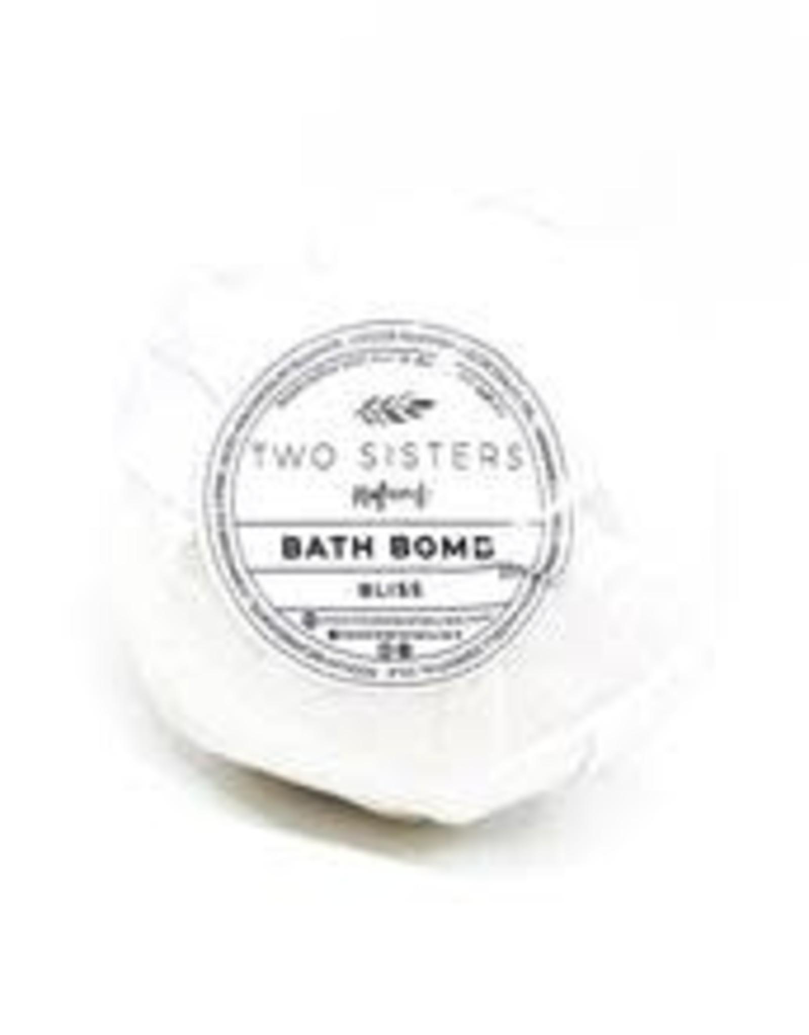 Two Sisters Naturals Bath Bomb