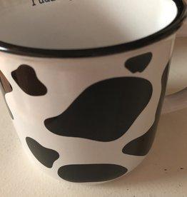 I Udderly Love You Ceramic Mug