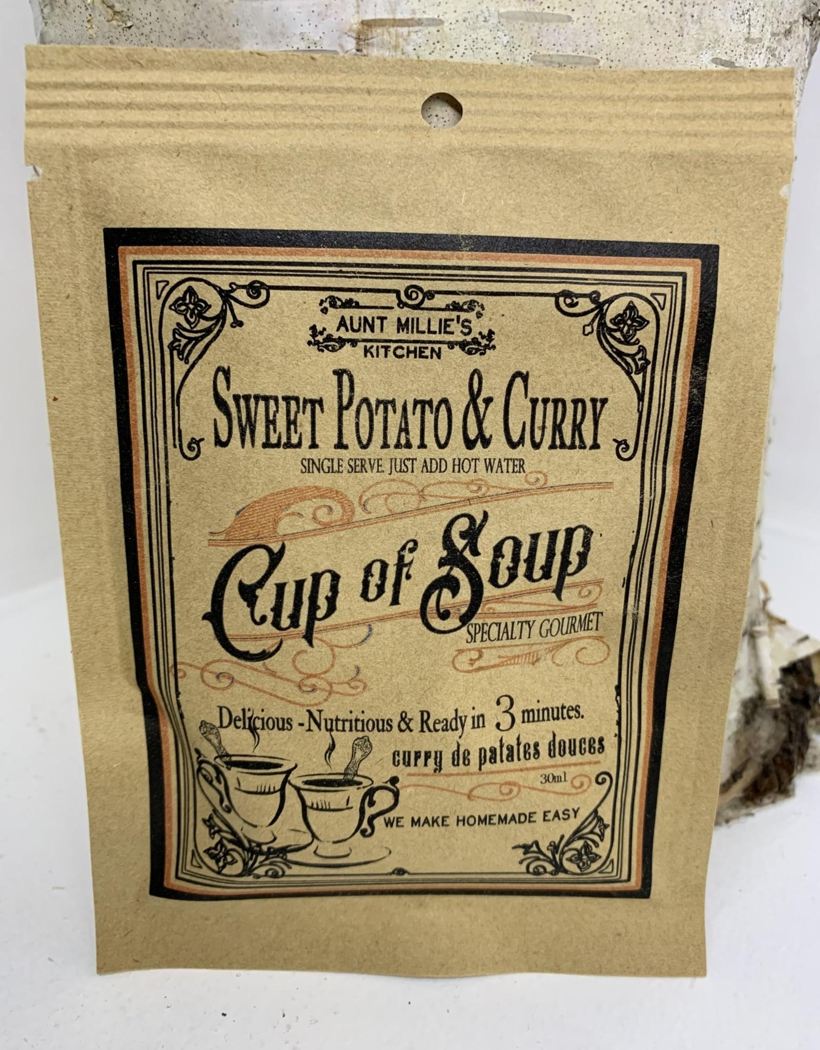 Aunt Millies Kitchen Cup of Soup