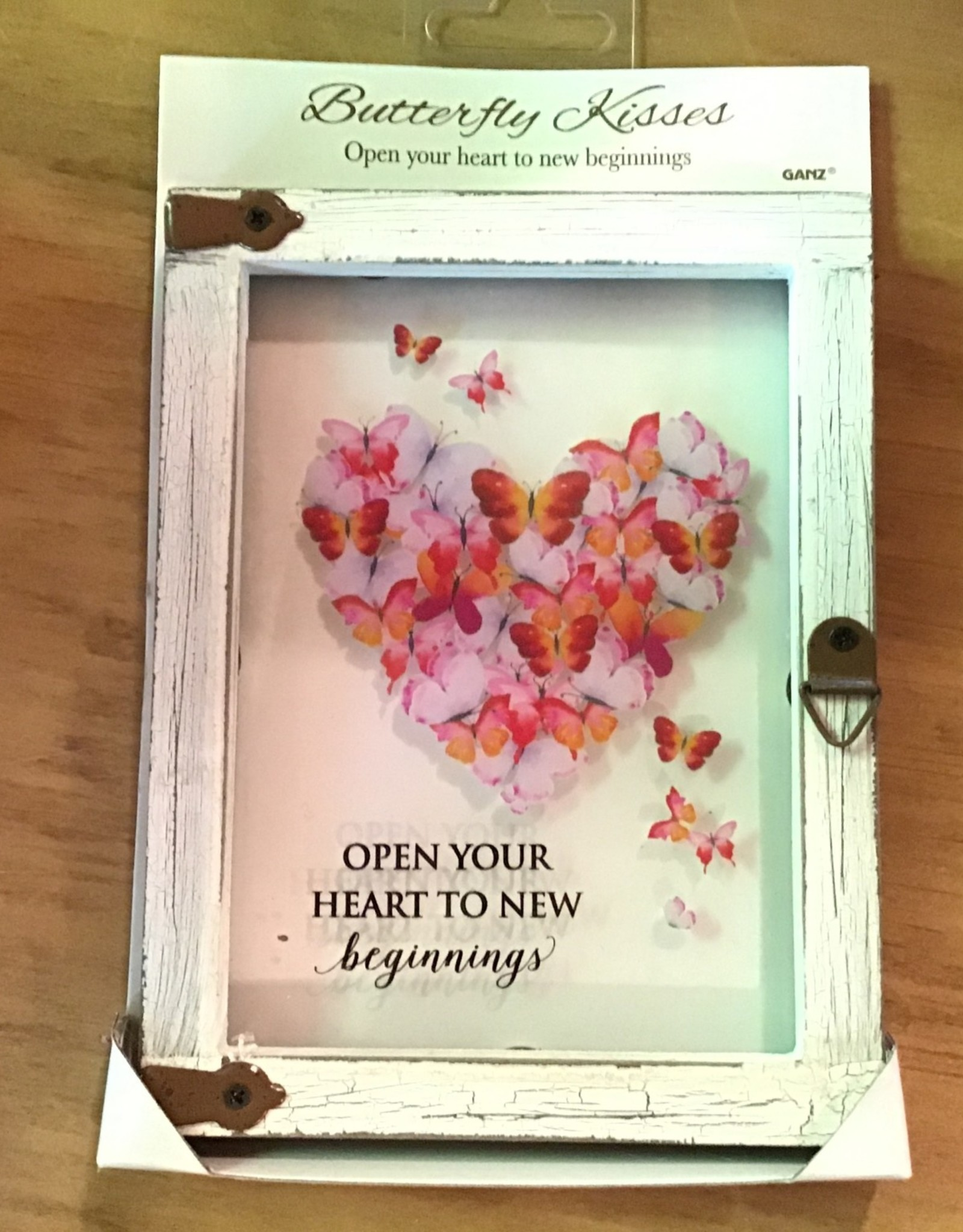 Open Your Heart To New Beginnings
