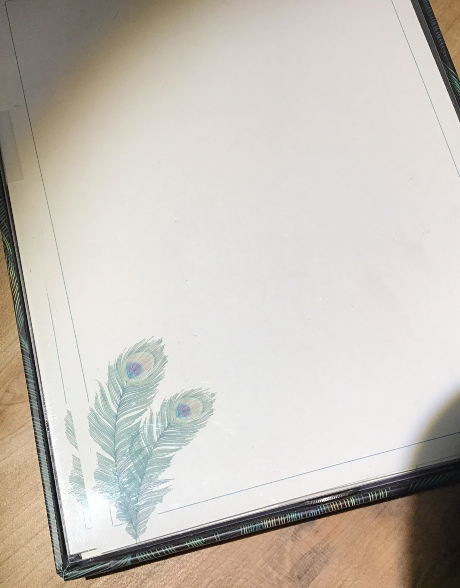 Feathers Stationery