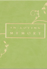 InLoving Memory Guest Book