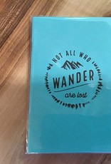 F as in Frank Not All Who Wander Are Lost