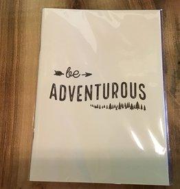 F as in Frank Be Adventurous