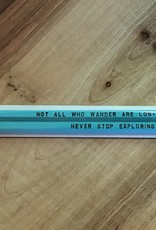 F as in Frank Imprinted Pencils