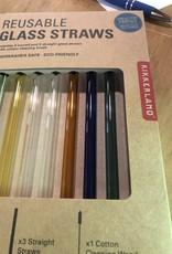 Glass Straw (set of 6)