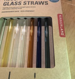 Glass Straw (set of 6)