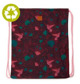 Ketto Nomadic Bag Turquoise Poppy