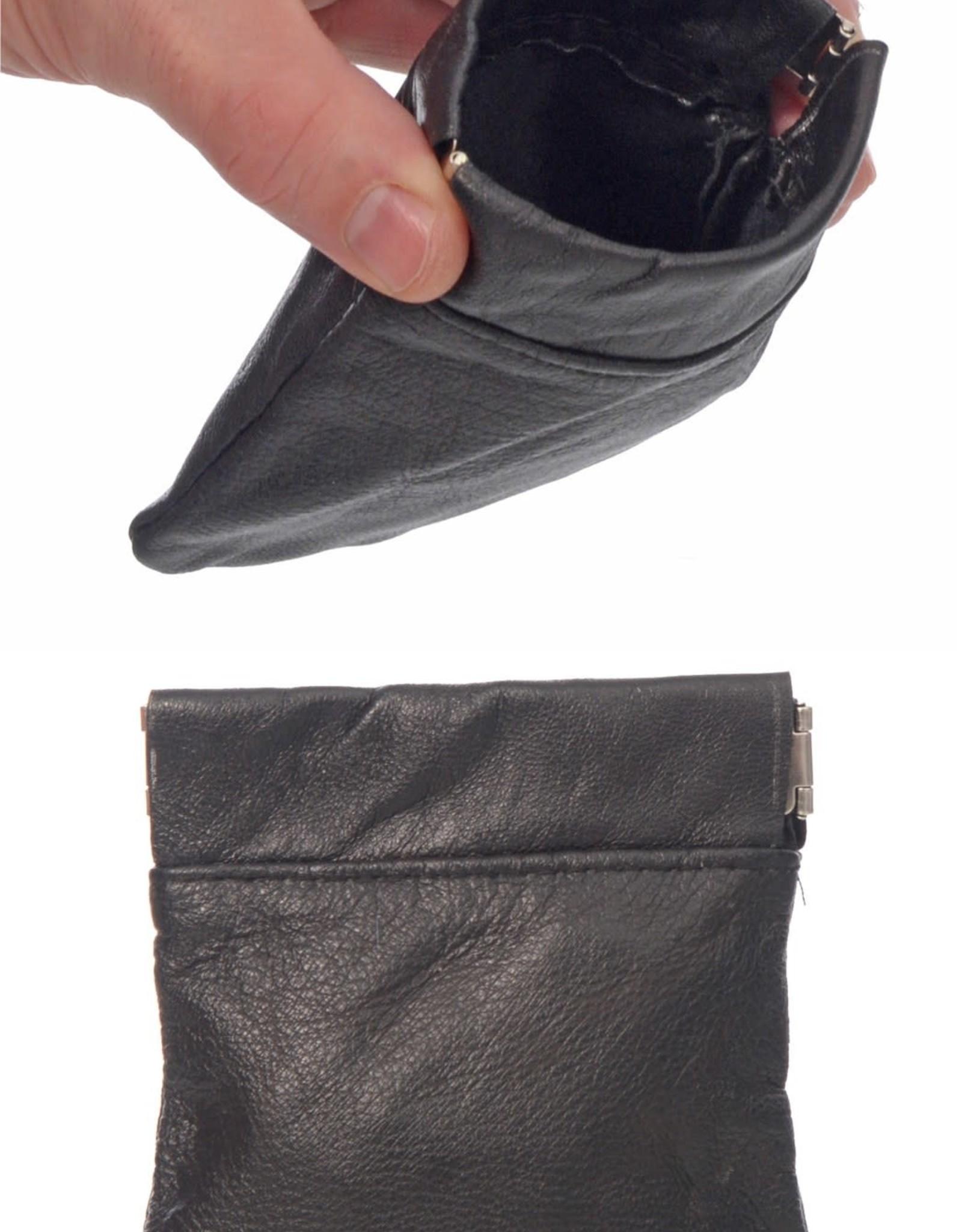 Vision Vogue Genuine Leather Press Coin Purse