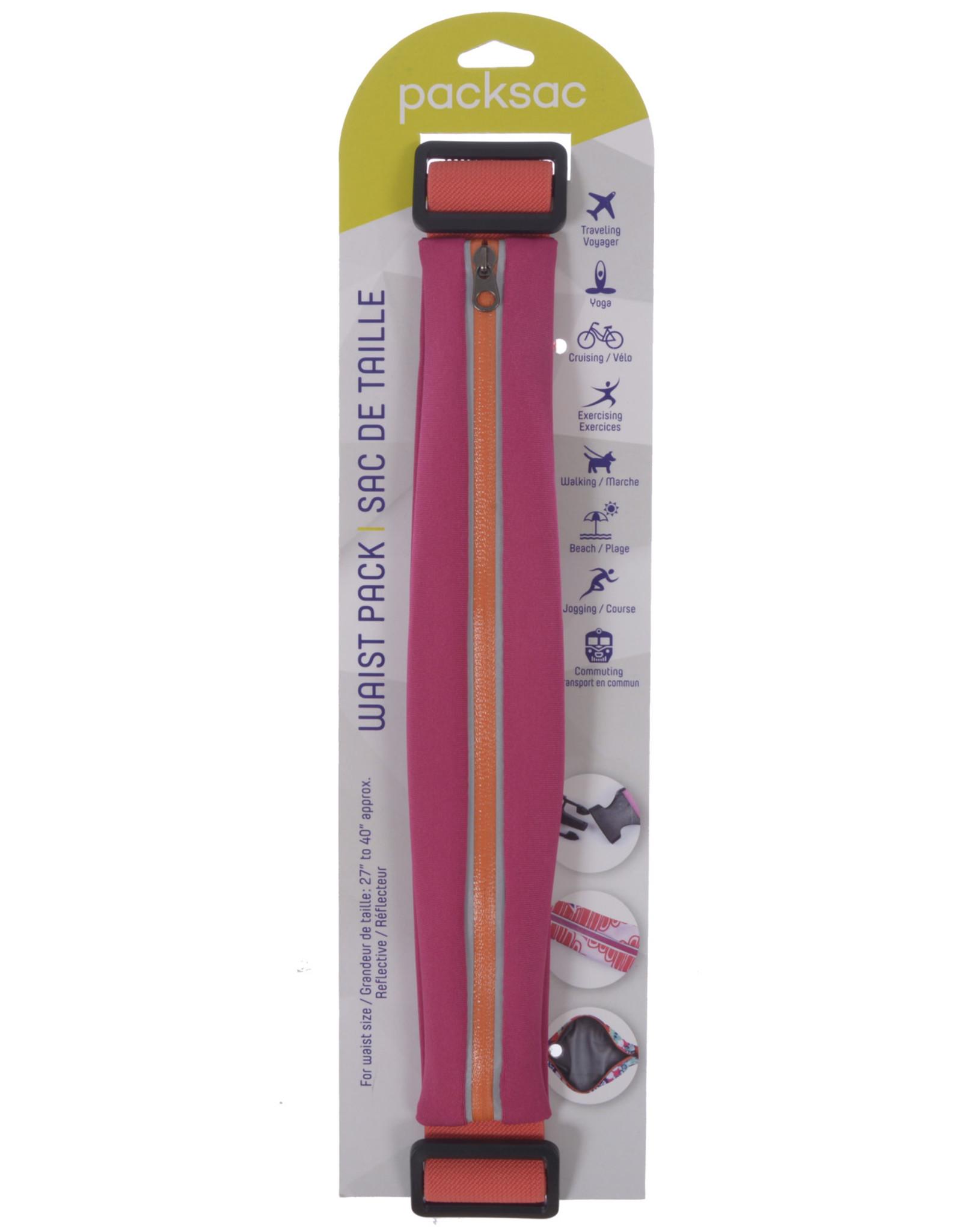 Vision Vogue Slim Waist pack - Pink